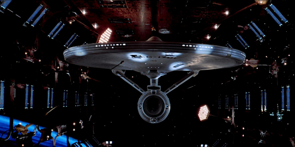 star trek the motion picture enterprise