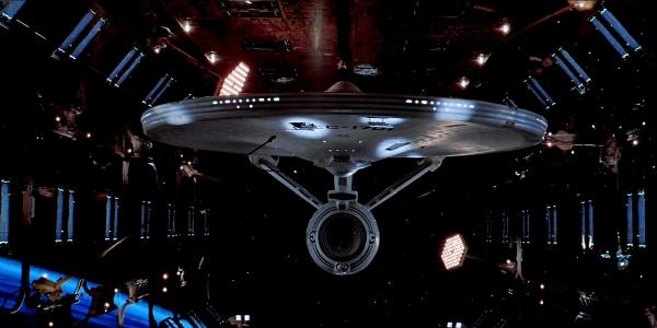 star trek the motion picture enterprise