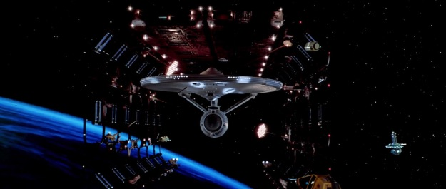 star trek the motion picture waxing lyrical