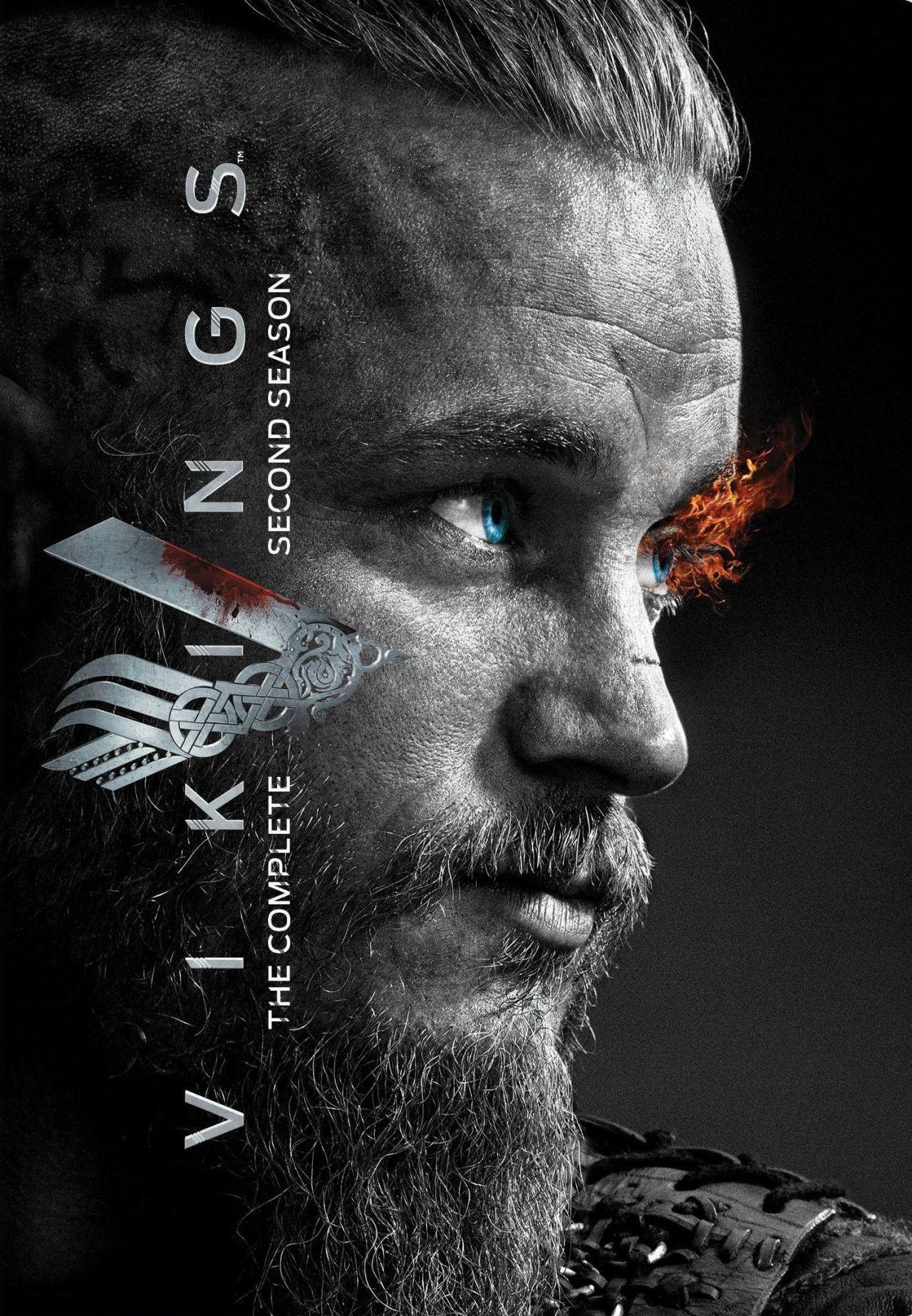 vikings season 2 poster