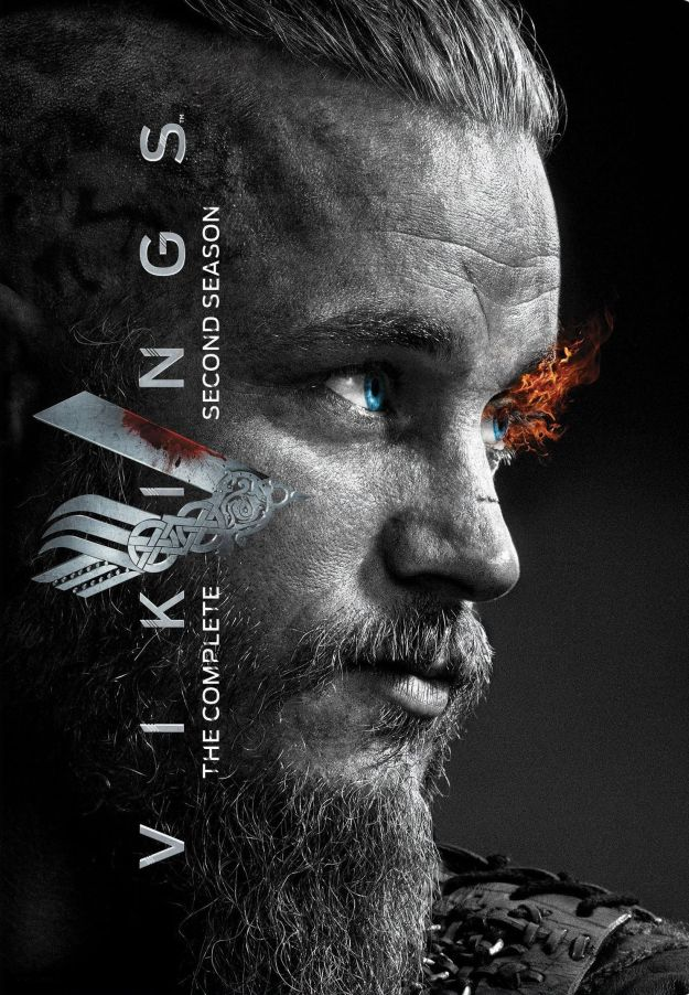 vikings season 2 poster