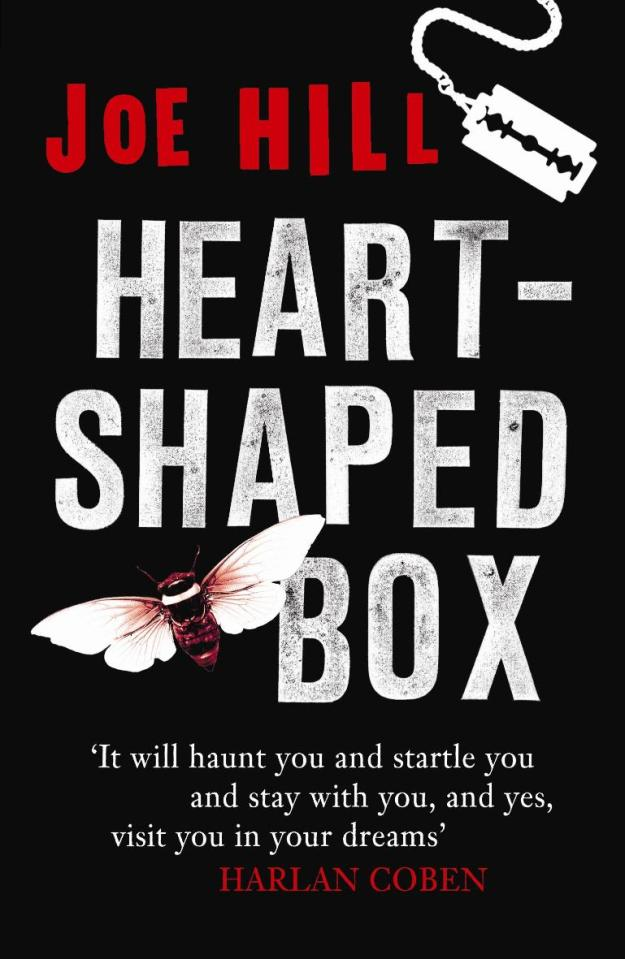 joe hill heart shpaed box