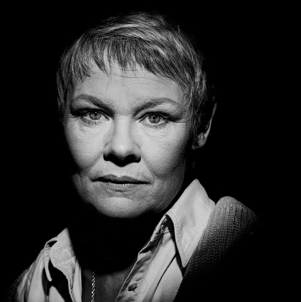 Judi Dench Nude Photos 99