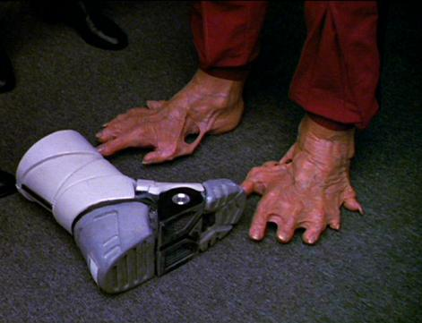 star trek dax feet cinderella if the shoe fits