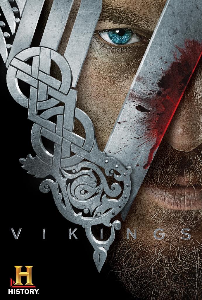 vikings season 1 poster
