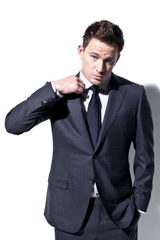 channing tatum suit
