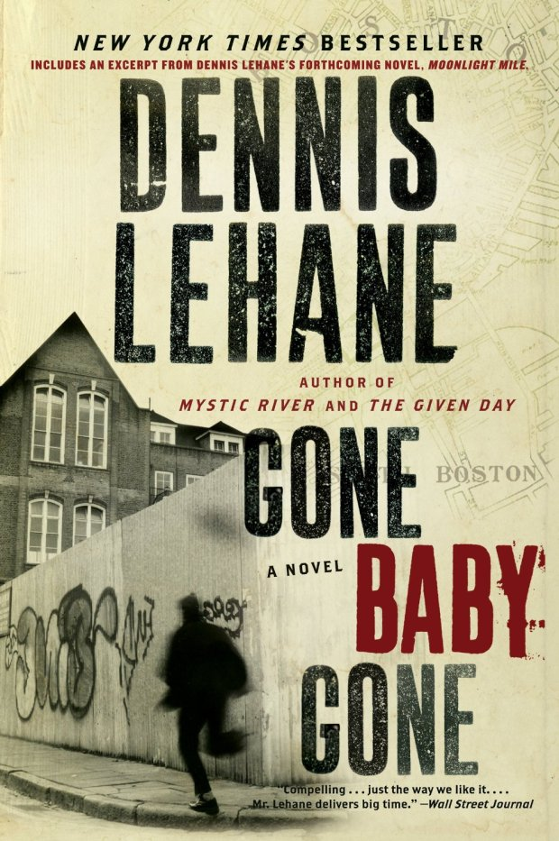 gone baby gone cover