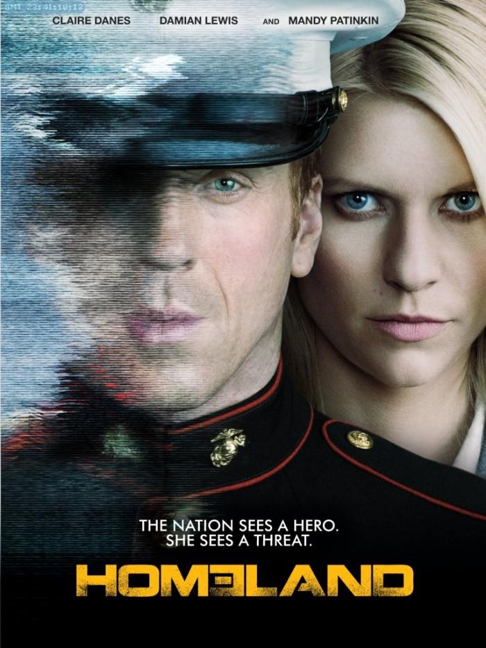 homeland season 1 poster