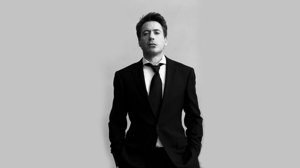 robert downey jr suit