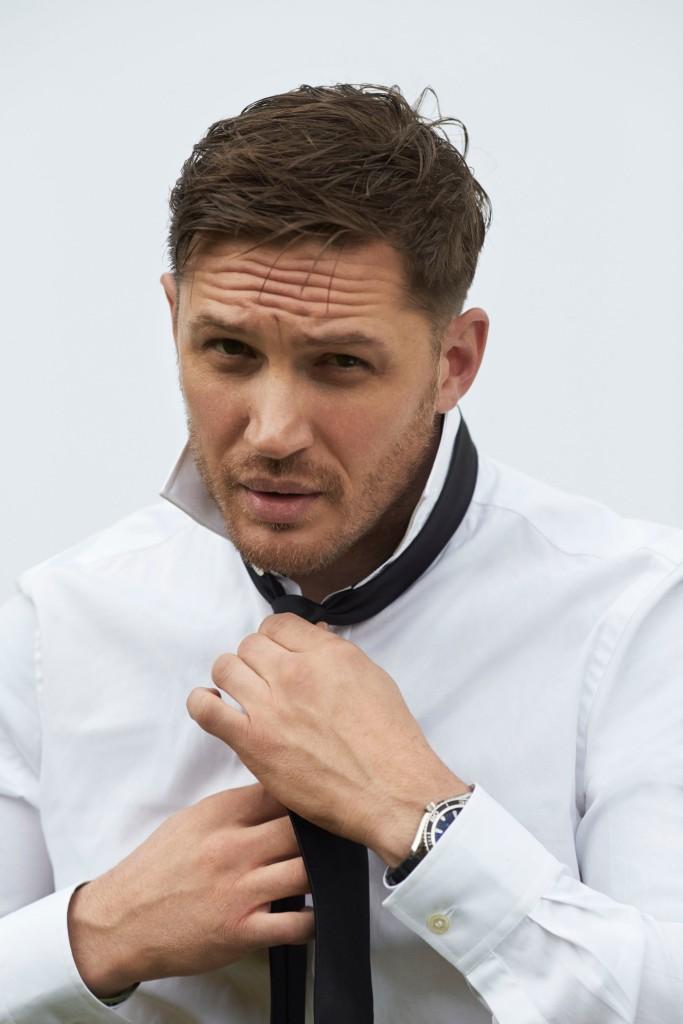 tom hardy tie