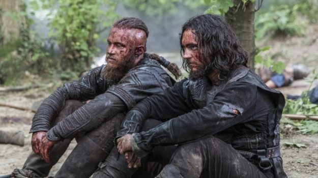 vikings season 2 athelstan and ragnar
