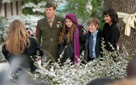 homeland season 1 brody family