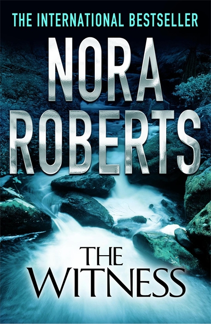 nora roberts the witness cover