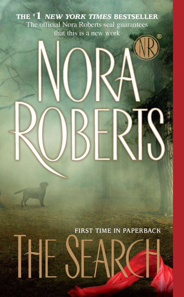 the search nora roberts