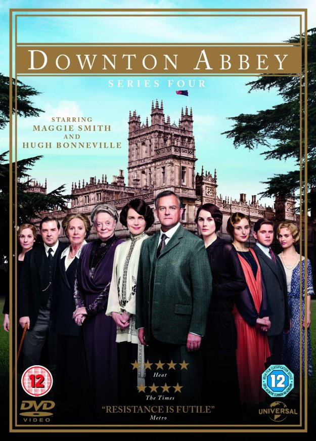 downton abbey series 4