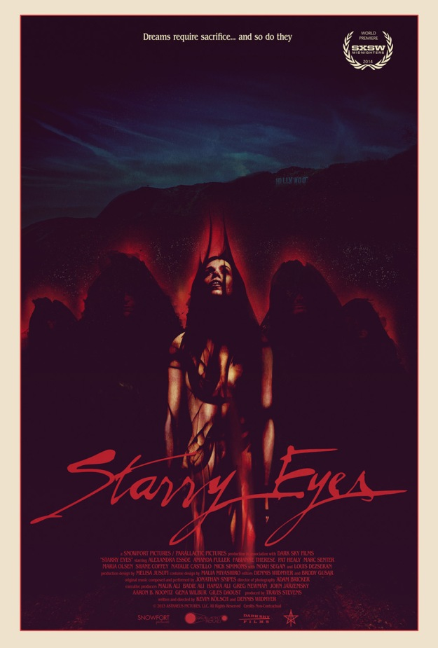 starry eyes poster