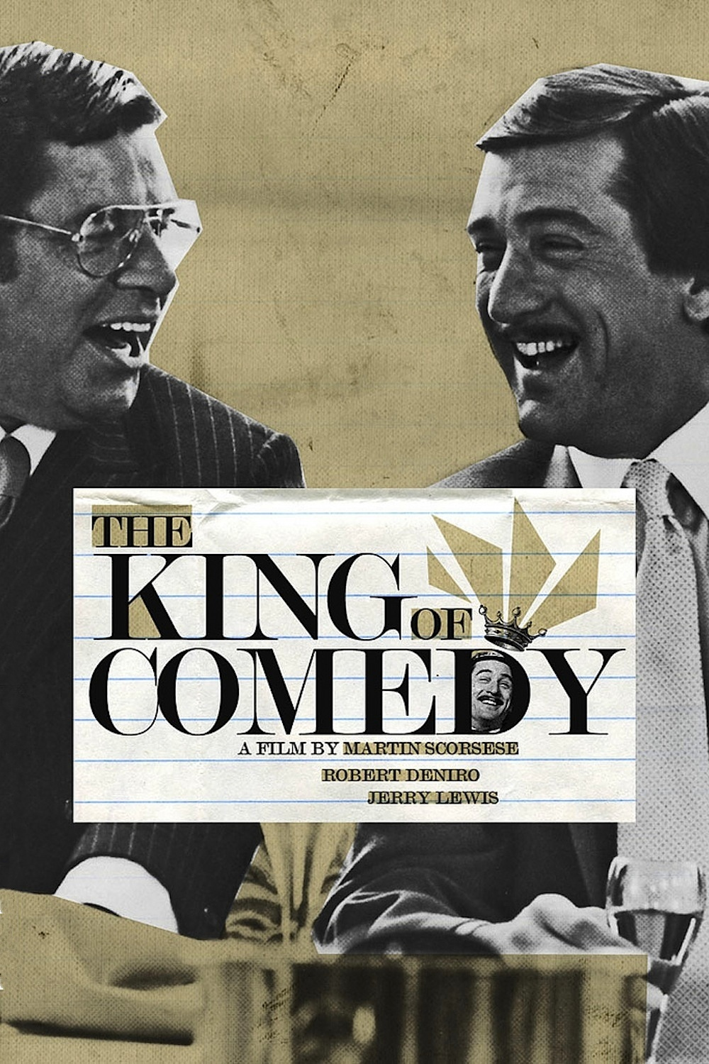 the king of comedy � the sporadic chronicles of a beginner