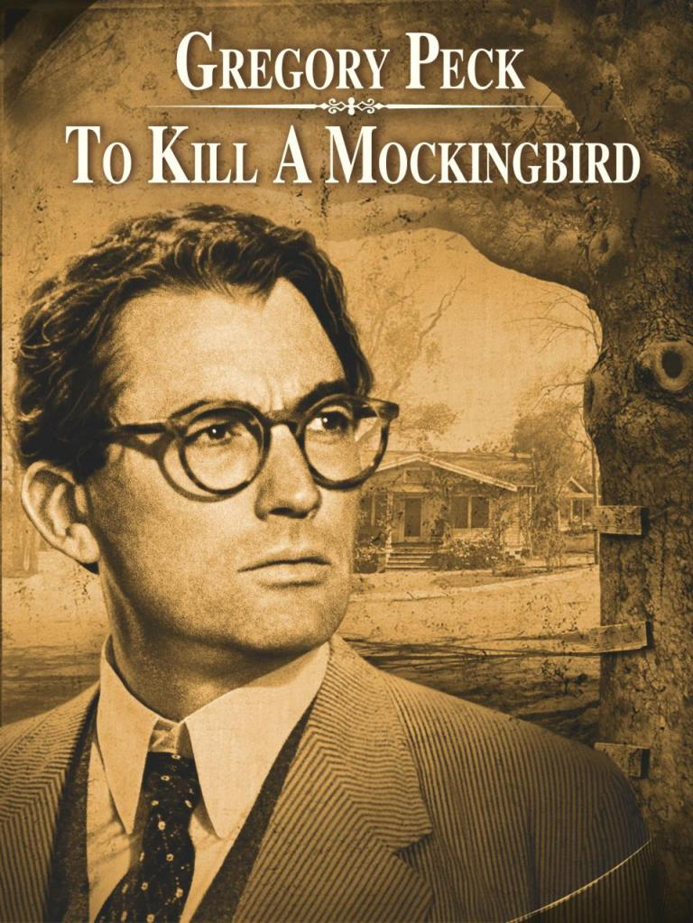 to kill a mockingbird poster