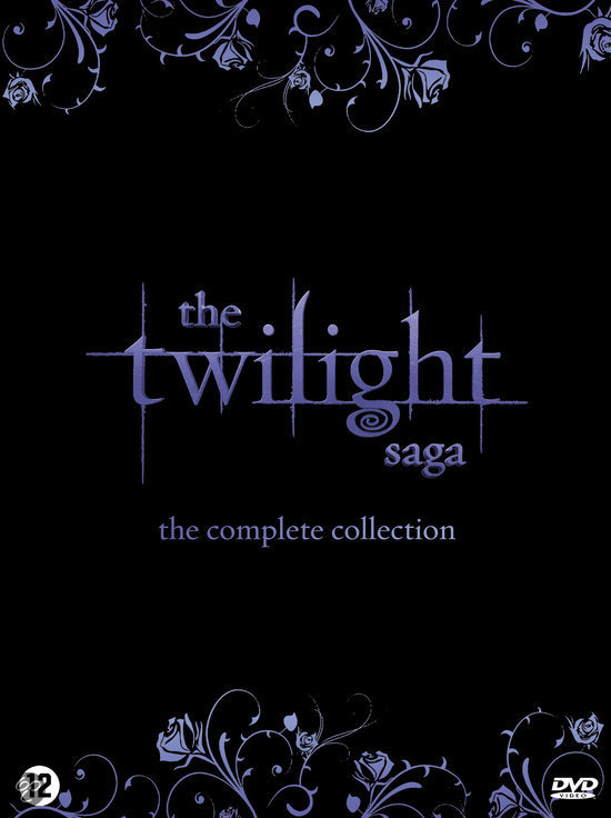 twilight saga complete collection