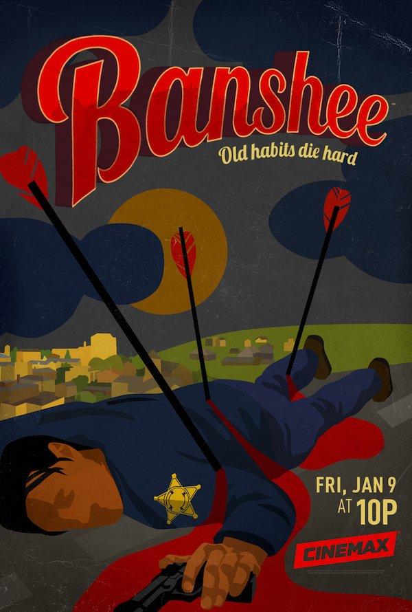 banshee season 3 poster