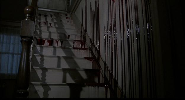 amityville horror bleeding stairs