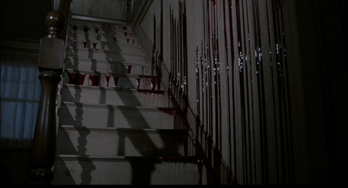 amityville horror bleeding stairs