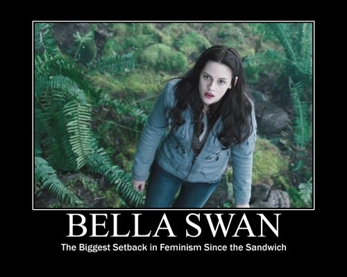 bella swan sandwich feminist setback