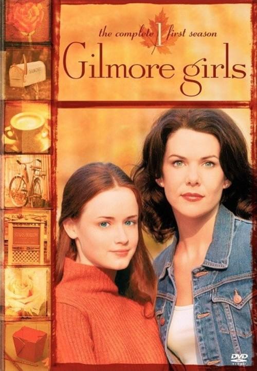 gilmore girls season 1 cover