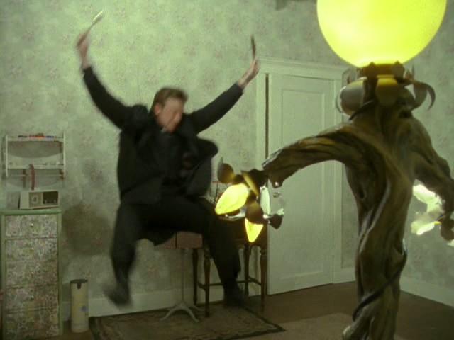 ninja lamp amityville horror