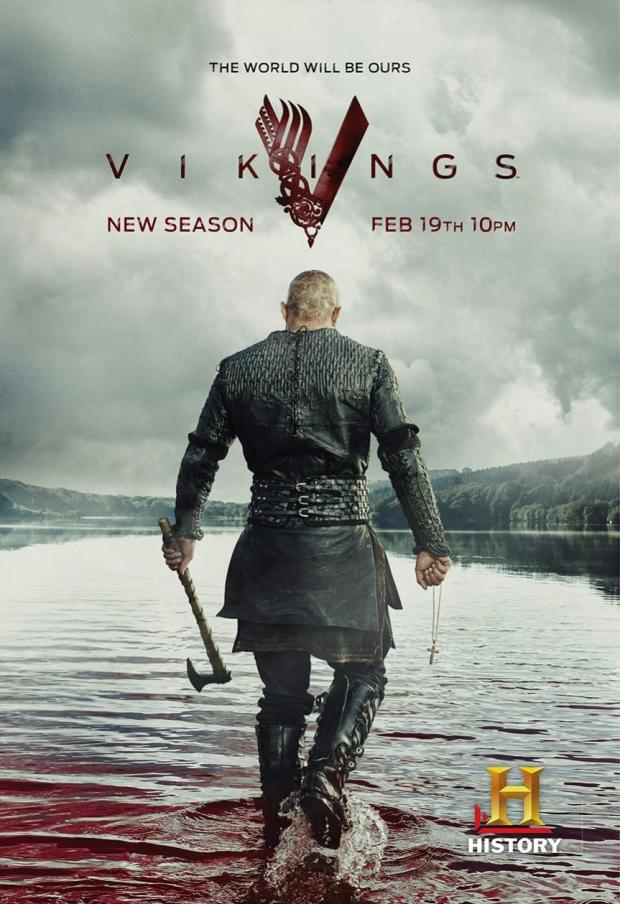 vikings season 3 poster