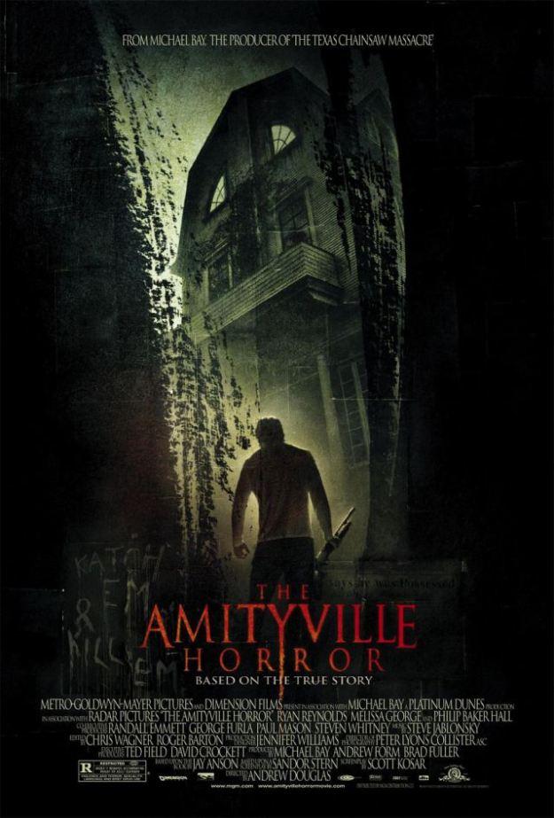 amitville horror poster