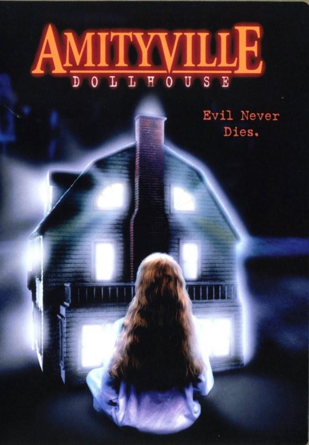 Amityville Dollhouse poster