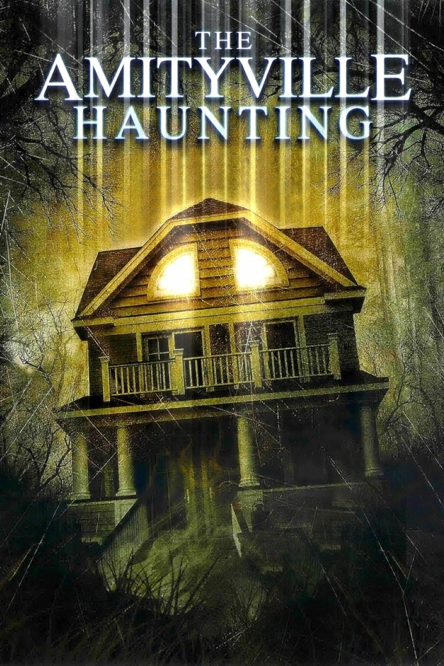 amityville haunting poster