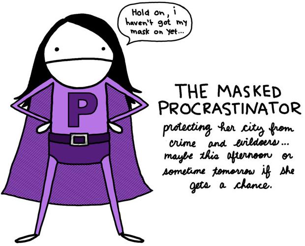master-procrastinor