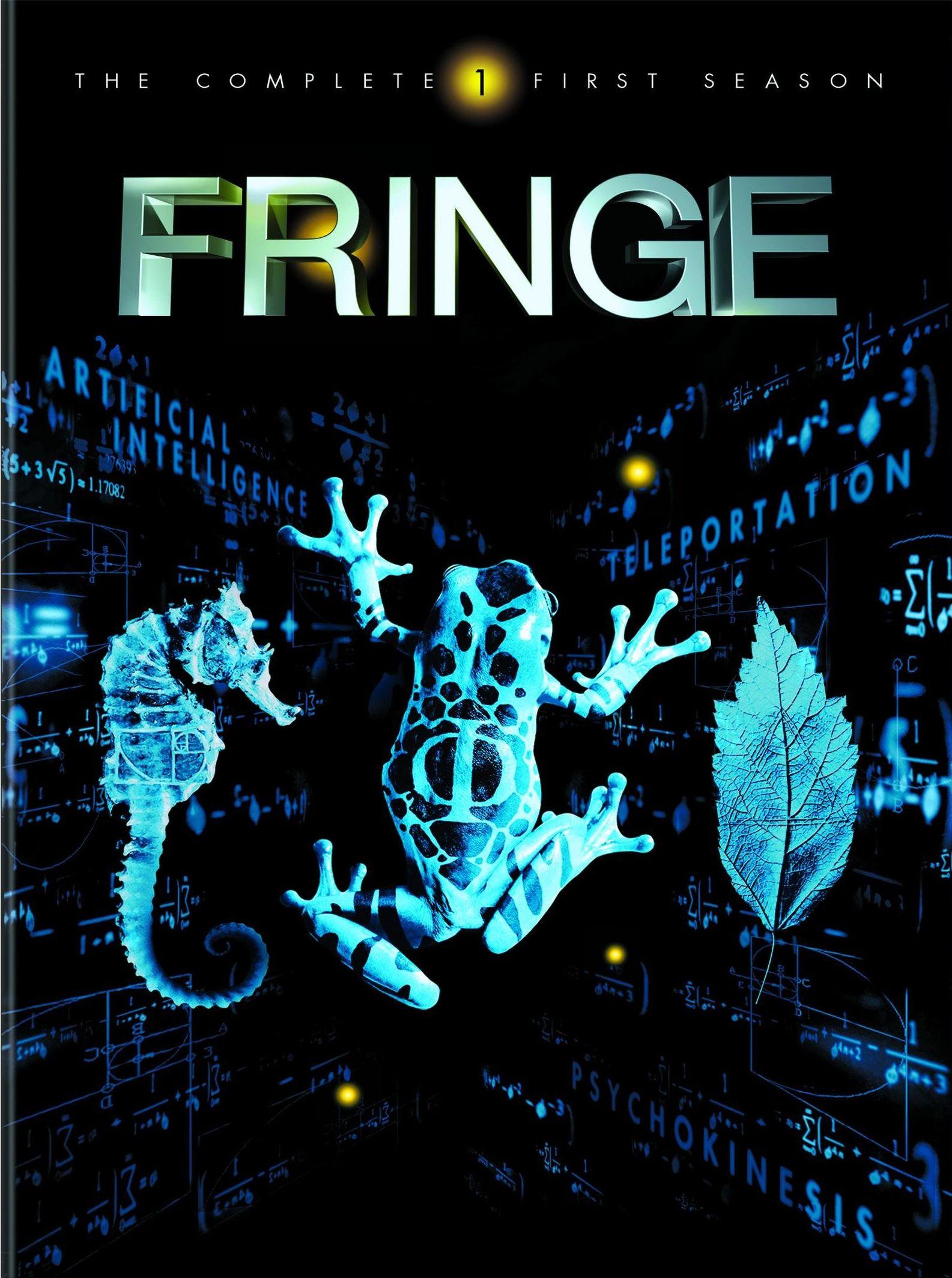 Fringe Season 1 2008 2009 The Sporadic Chronicles