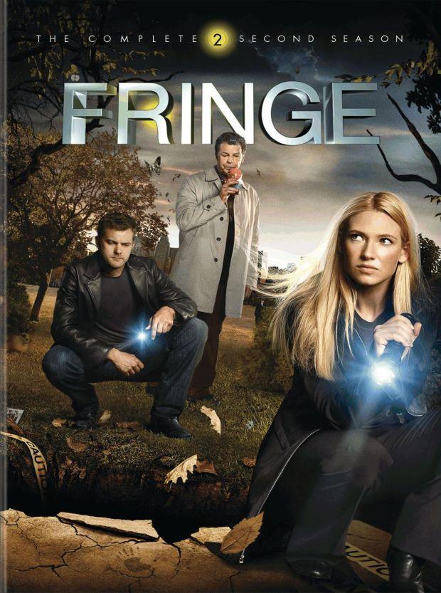fringe season 2 poster