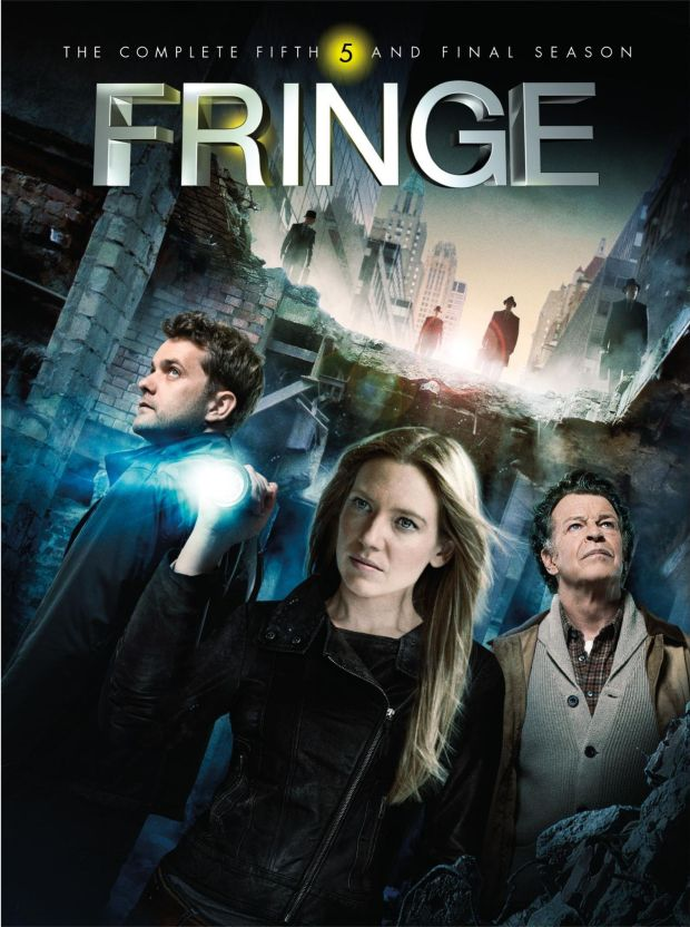 fringe season 5 cover