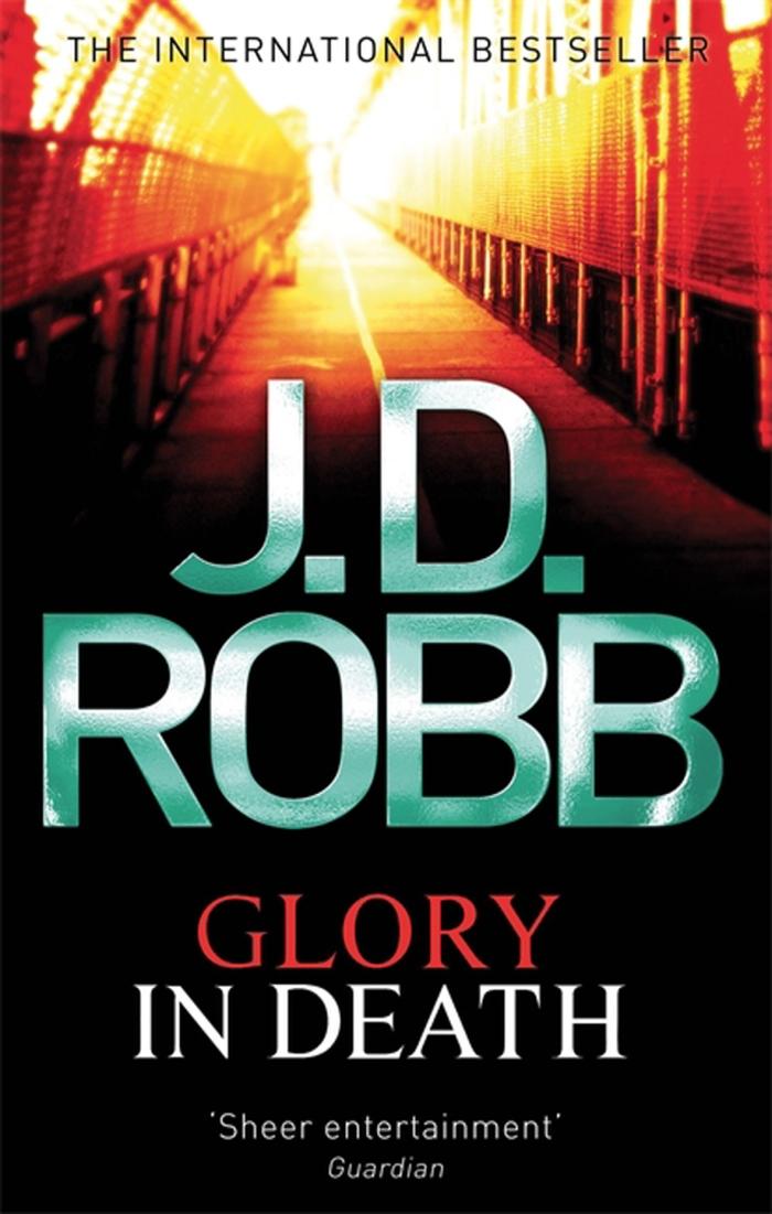 glory in death jd robb