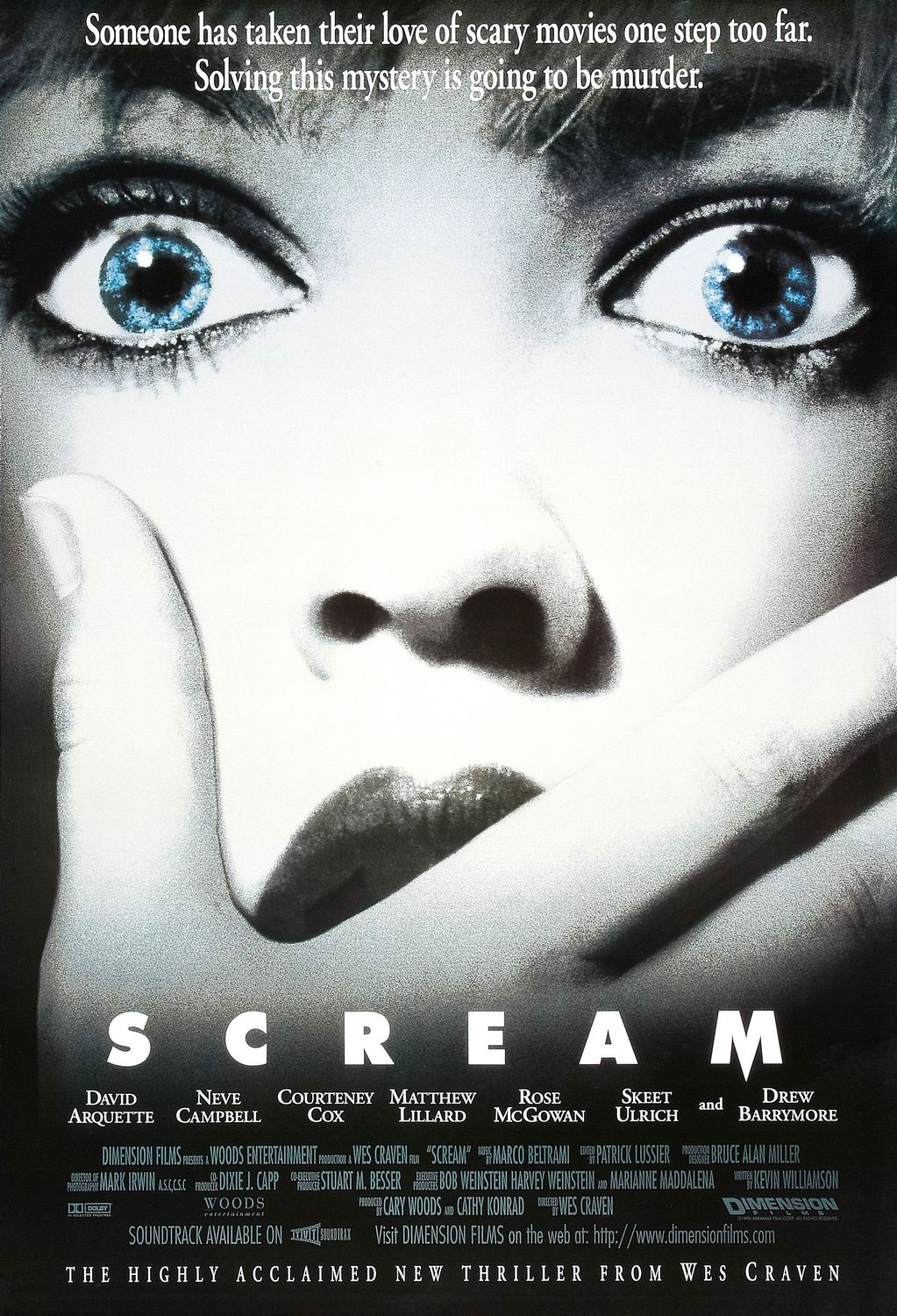 Review: Scream (1996) – The Sporadic Chronicles of a ...