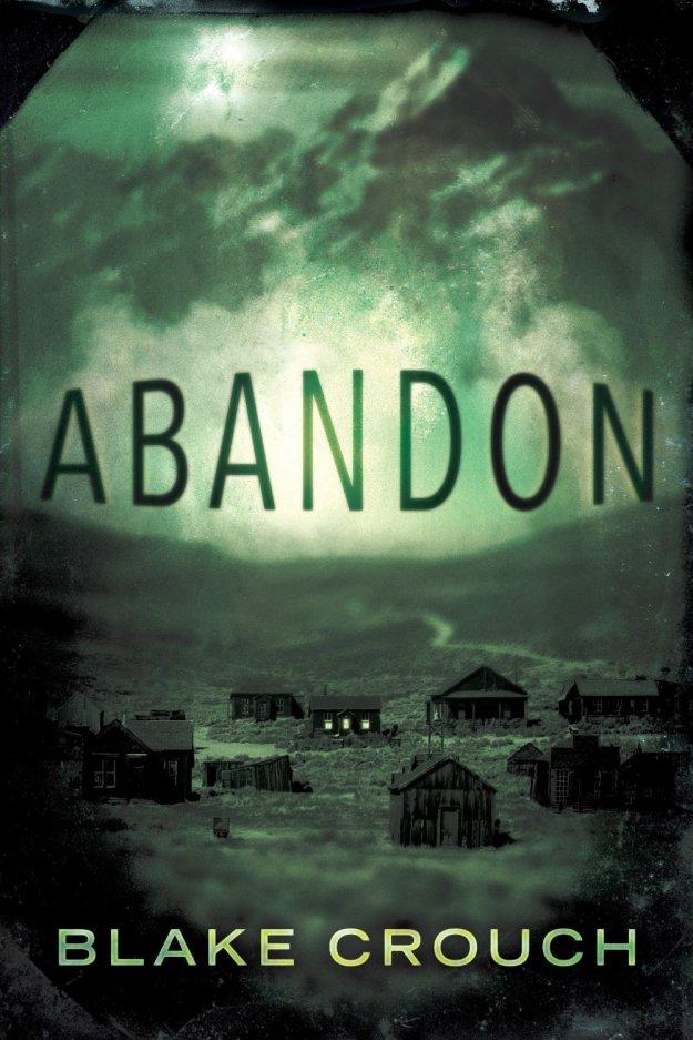 abandon book cover
