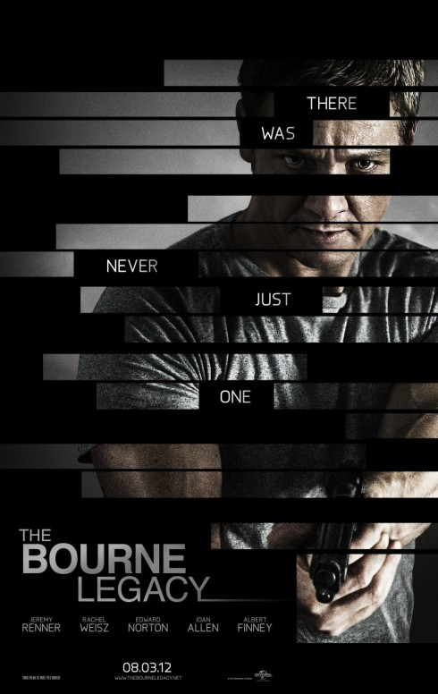 bourne legacy poster