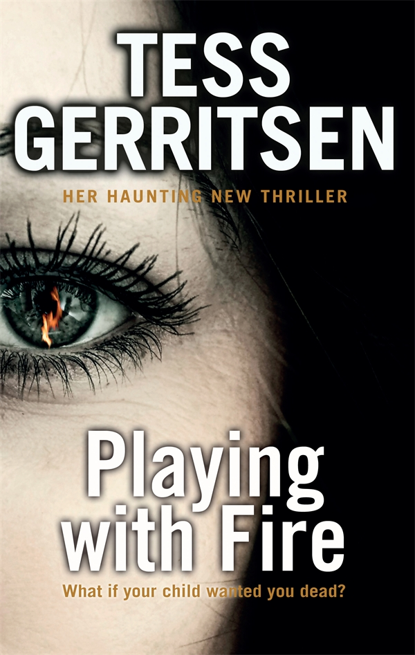 tess gerritsen playing with fire cover