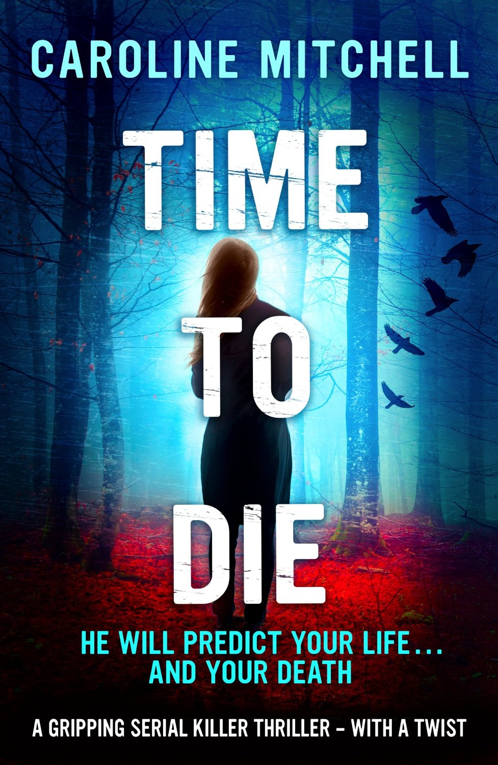 time to die caroline mitchell cover