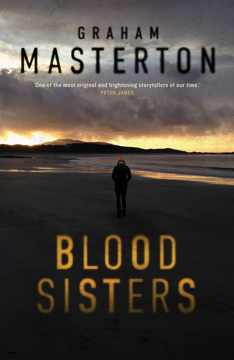 blood sisters graham masterton cover