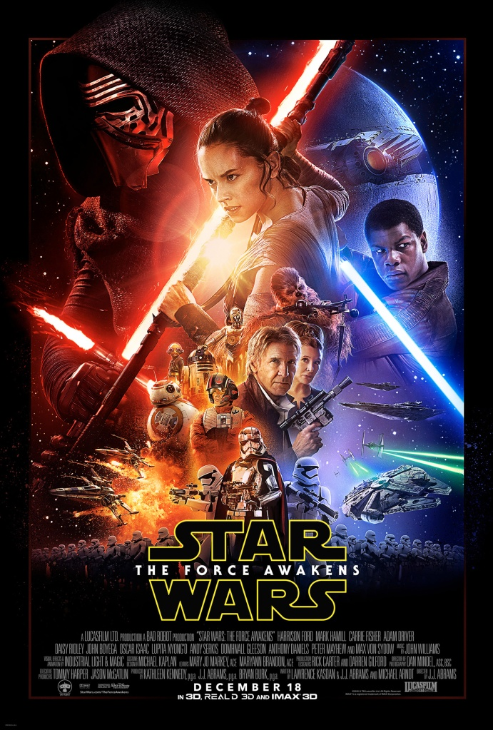day 25 the force awakens poster