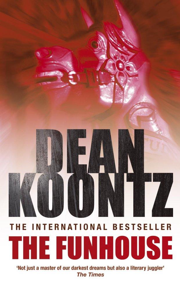 dean koontz the funhouse coer
