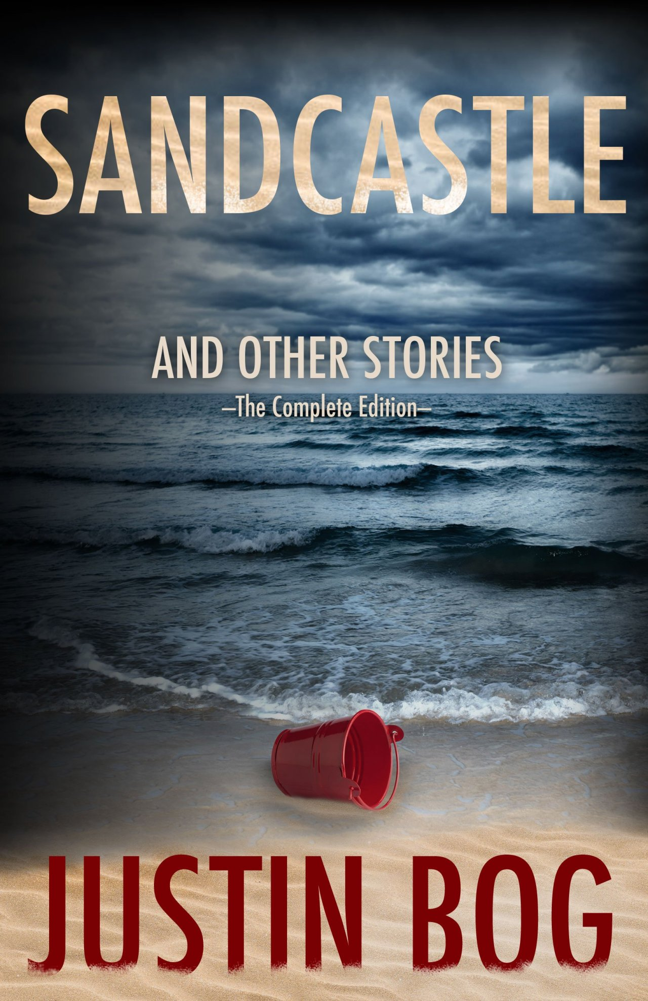 sandcastle and other stories cover