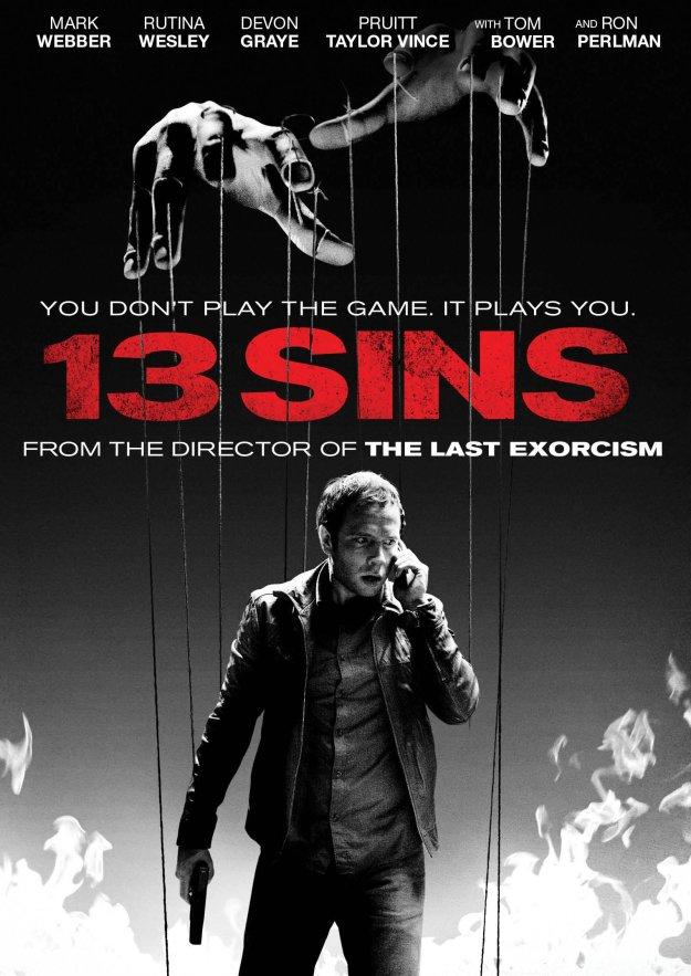 13 sins cover