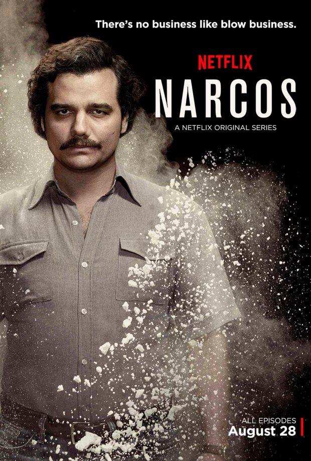 narcos season 1 poster
