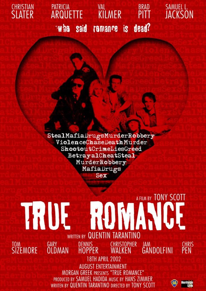 true romance poster